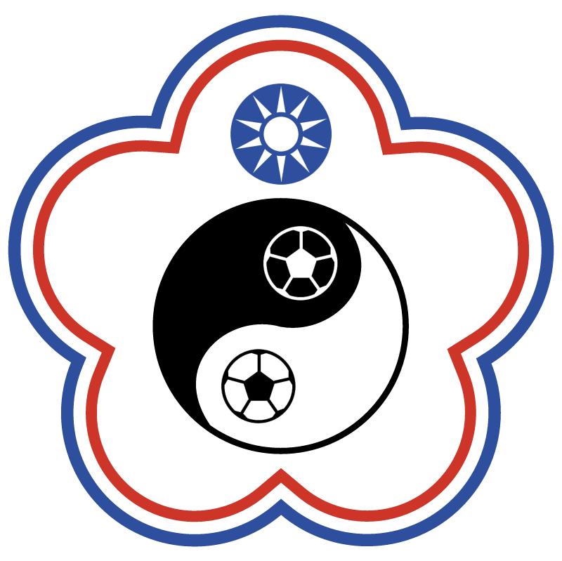 Chinese Taipei Football Association vector logo