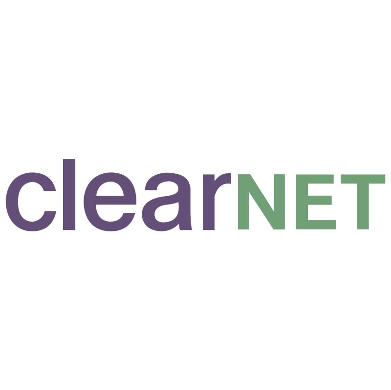 ClearNet vector logo