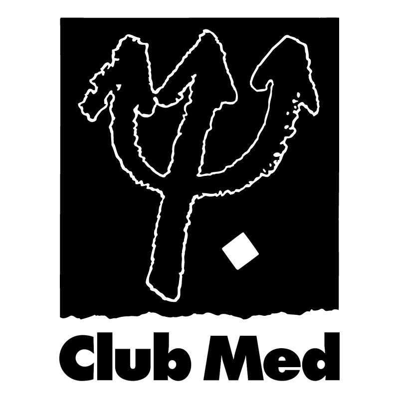 Club Med vector logo