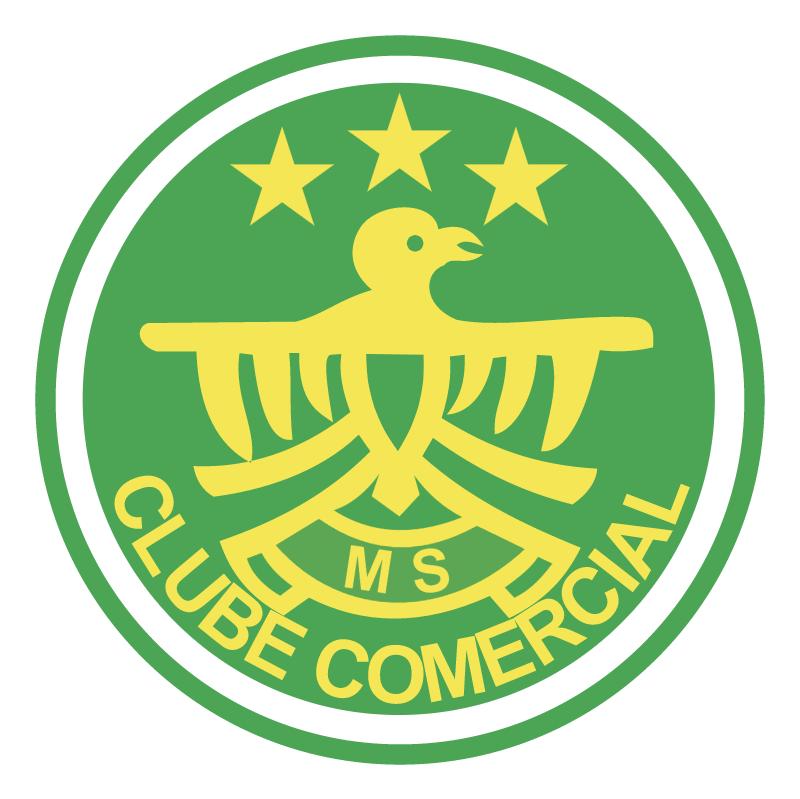 Clube Comercial de Ponta Pora MS vector