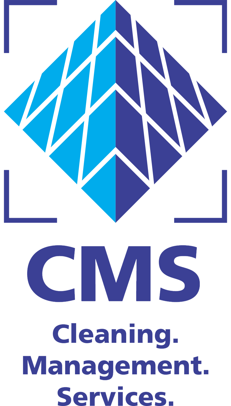 CMS CLEANING MANAGEMENT S vector logo