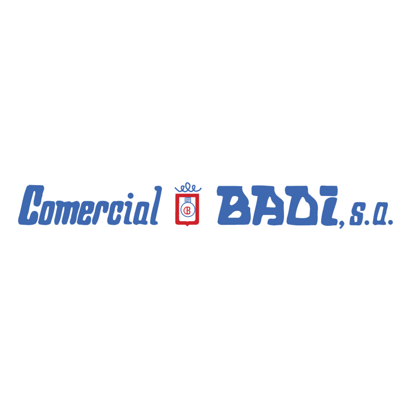 Commercial Badi vector