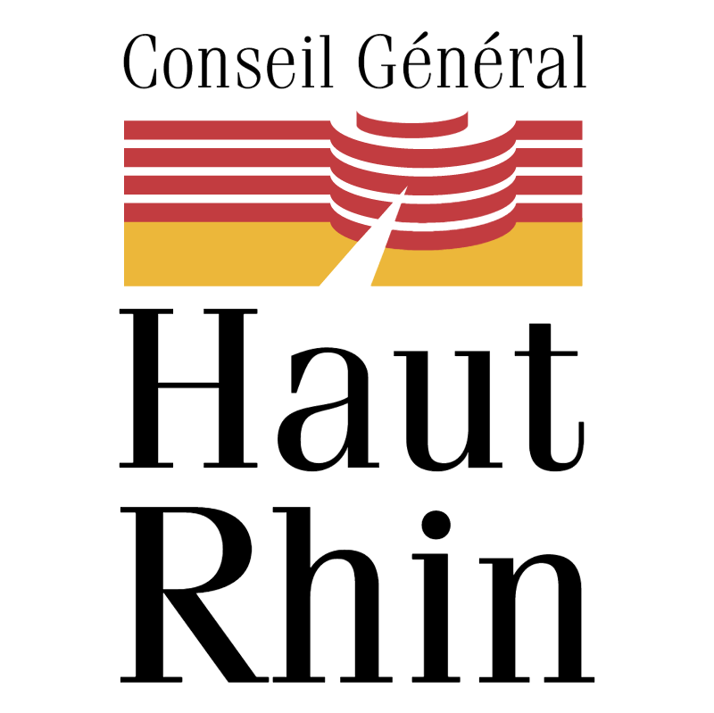 Conseil General du Haut Rhin vector logo