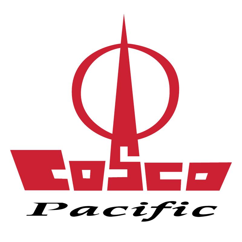 Cosco Pacific vector logo