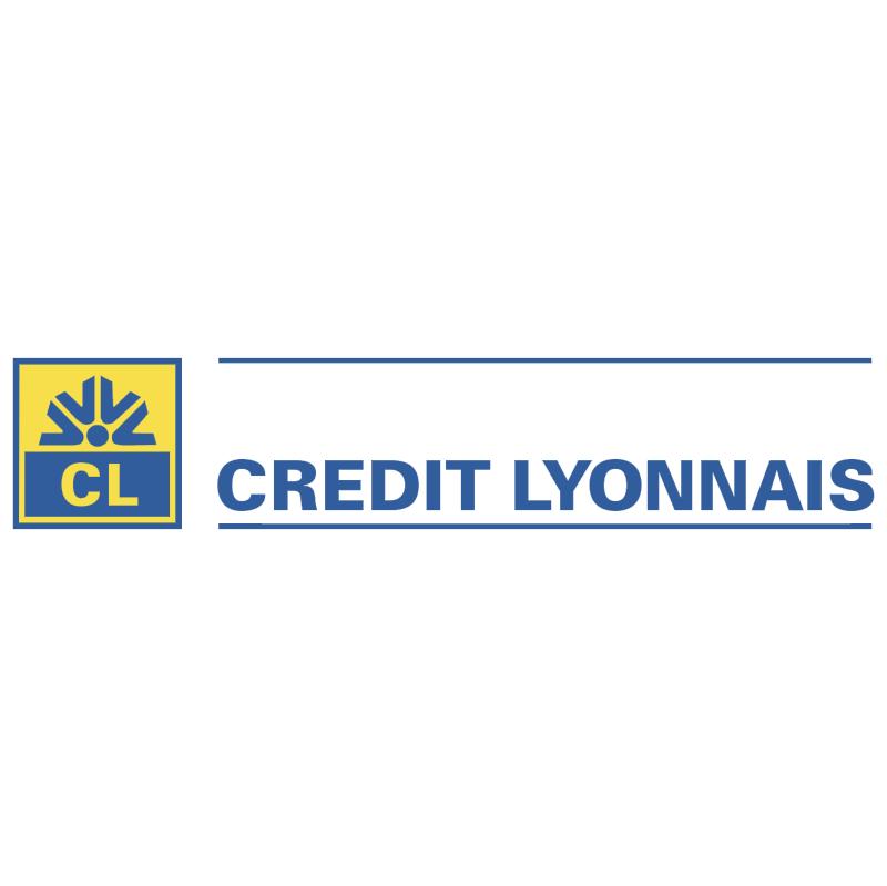 Credit Lyonnais vector logo