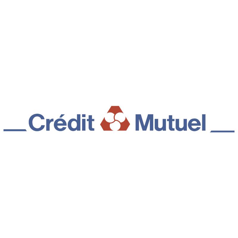 Credit Mutuel 1319 vector