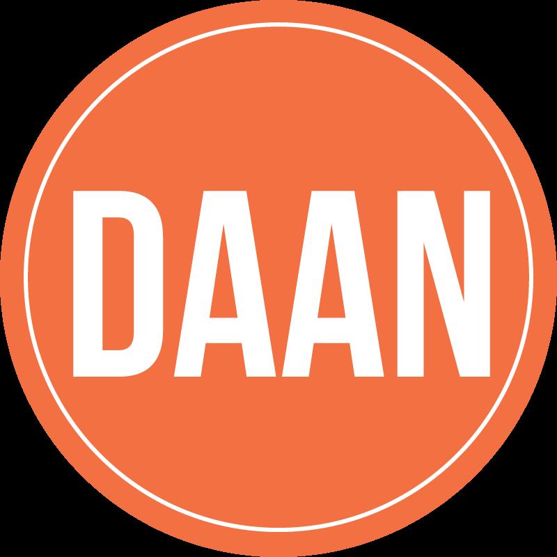 DAAN vector logo