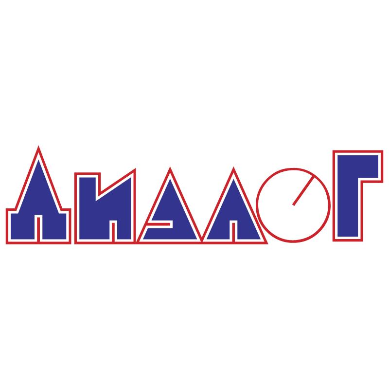 Dialog TC vector logo