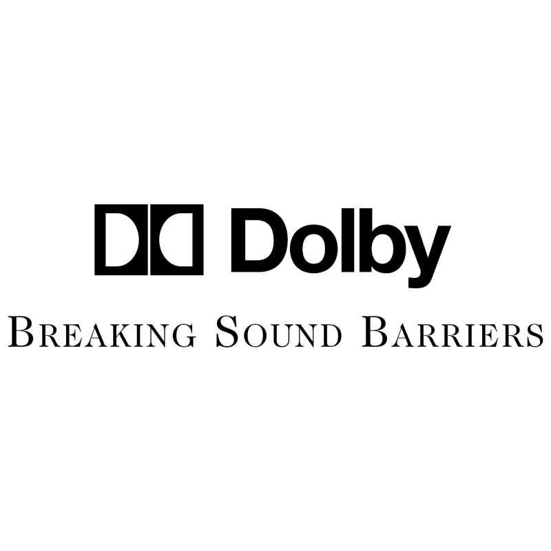 Dolby vector logo