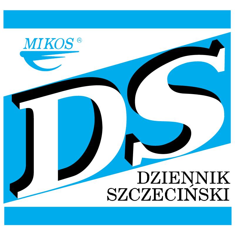 DS Mikos vector logo