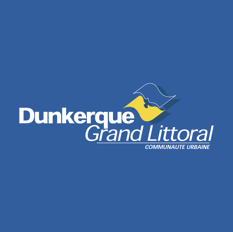 Dunkerque Grand Littoral vector