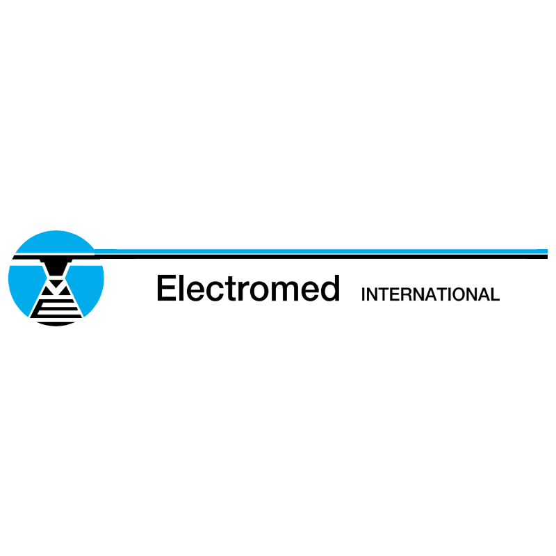 Electromed vector logo