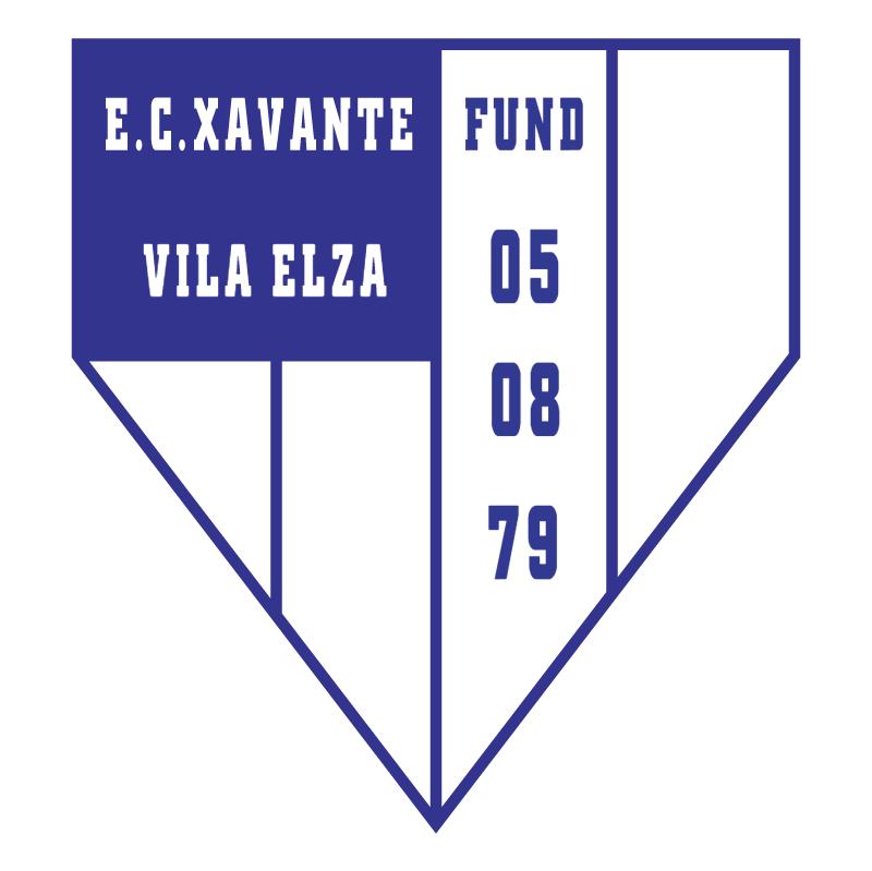 Esporte Clube Xavante de Viamao RS vector