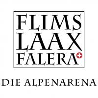 Flims Laax Falera vector