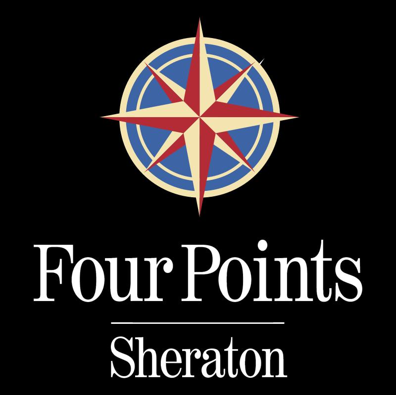 Four Points Sheraton vector