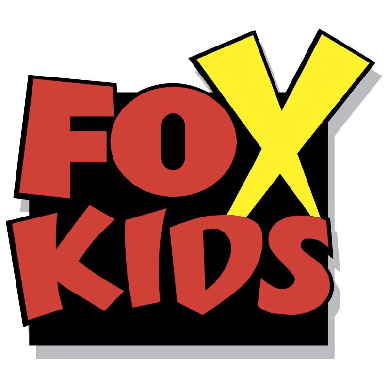 FoxKids vector logo