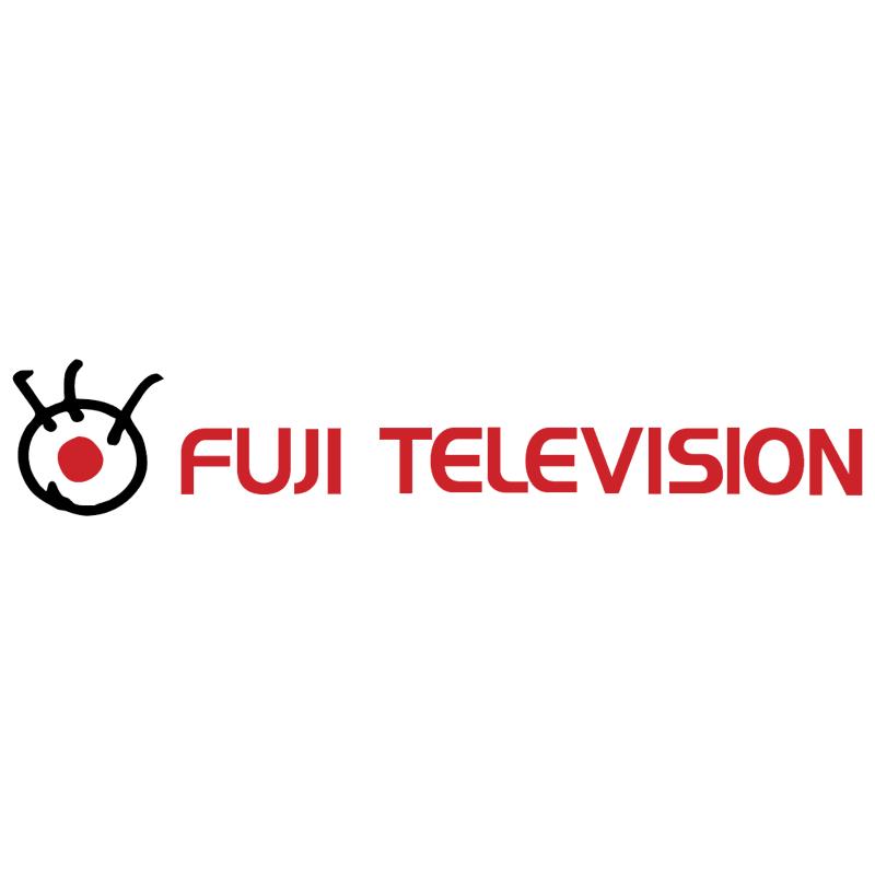 Fuji Television vector