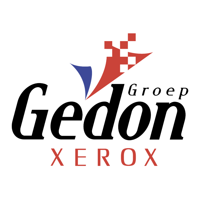 Gedon Groep Xerox vector logo