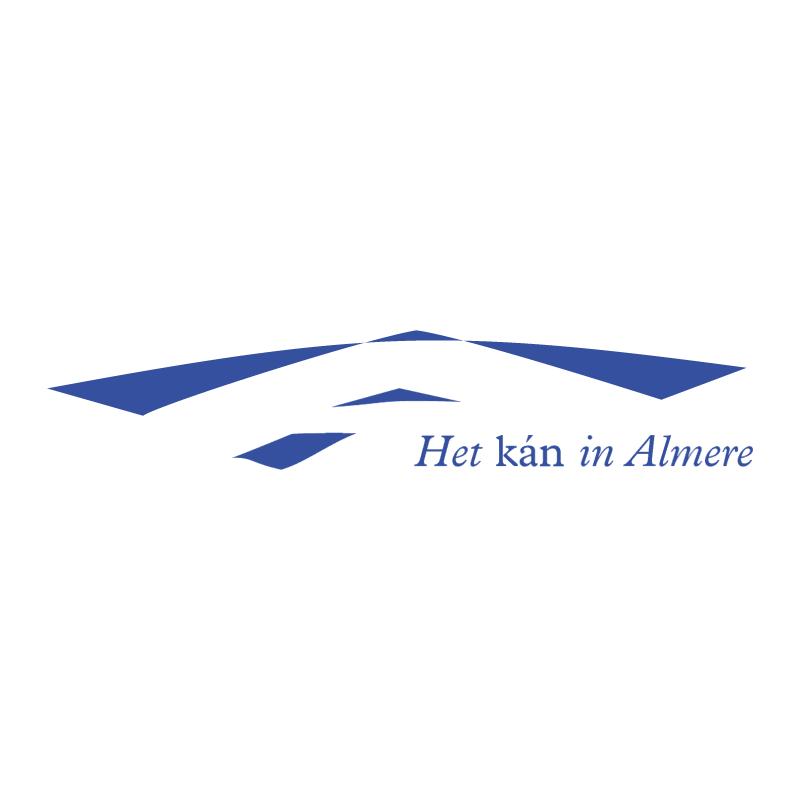 Gemeente Almere vector