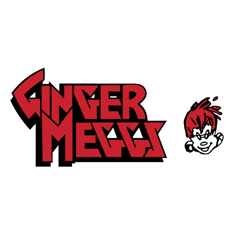 Ginger Meggs vector