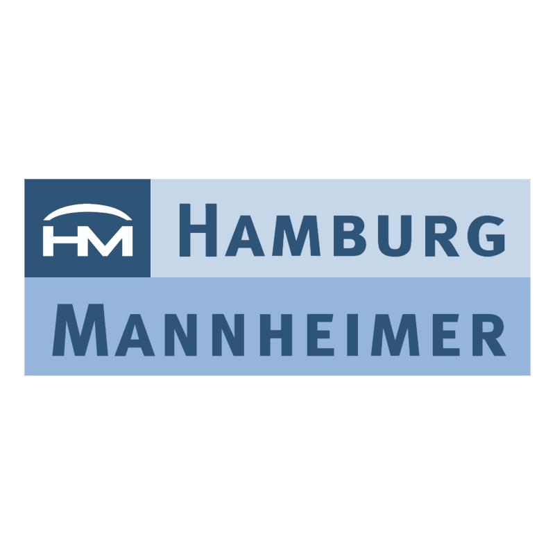 Hamburg Mannheimer vector