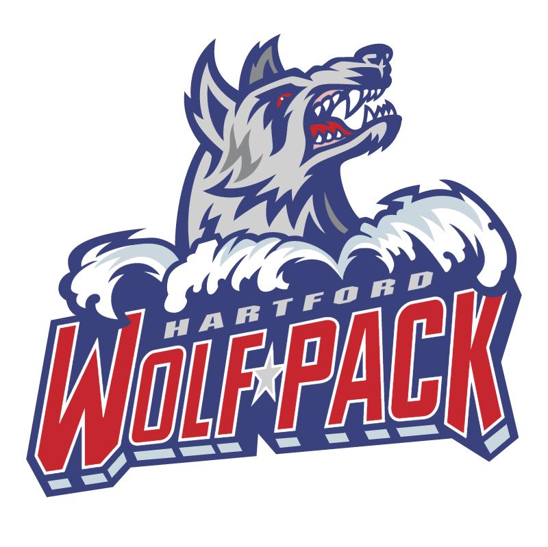Hartford Wolf Pack vector