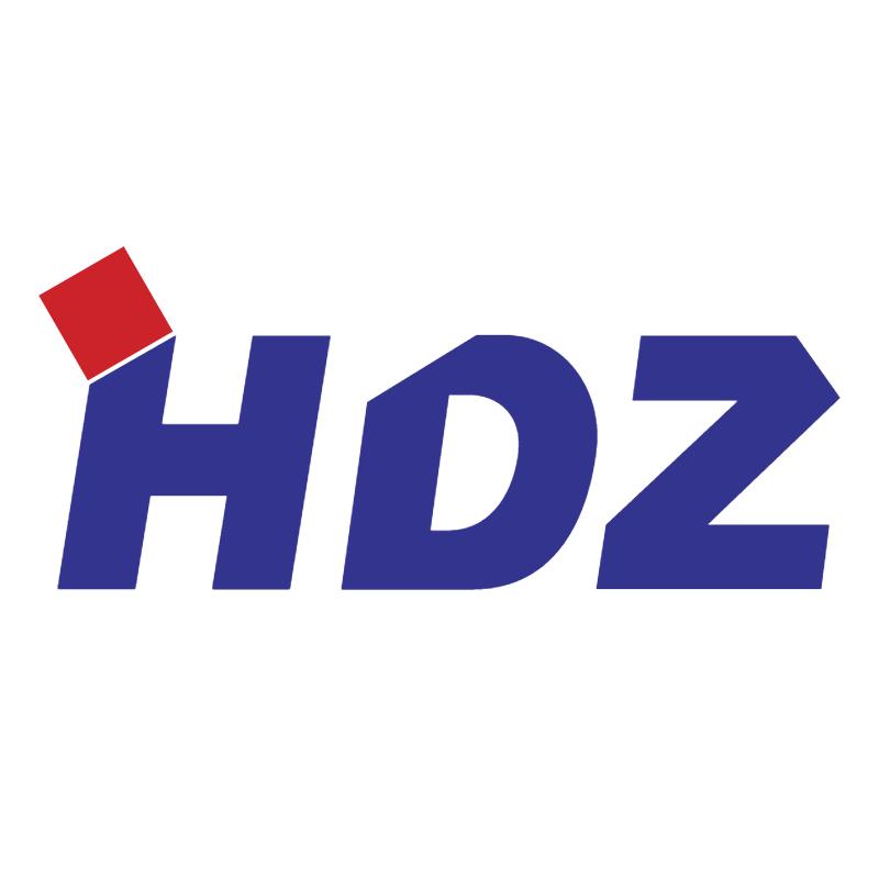 HDZ vector logo