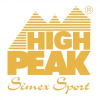 High Peak vector
