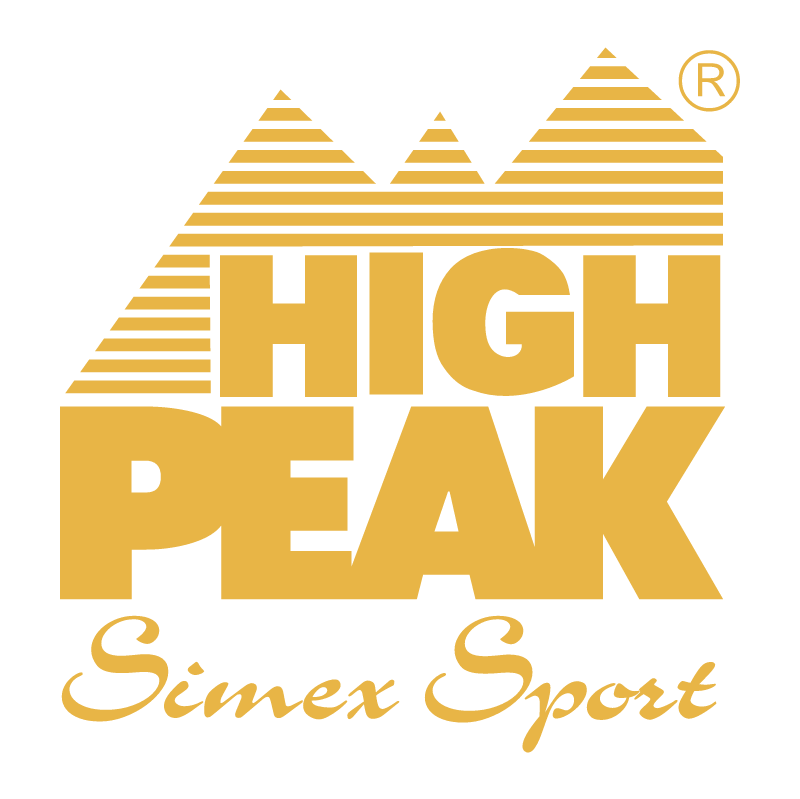 High Peak vector logo
