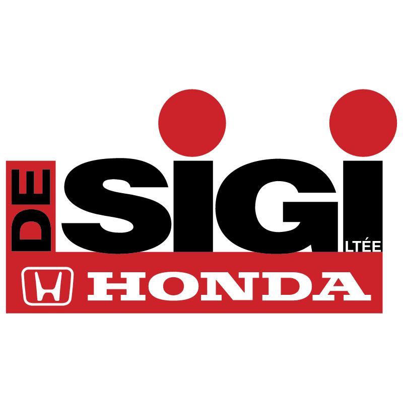 Honda De Sigi vector
