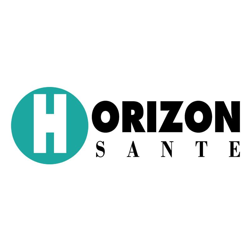 Horizon Sante vector logo