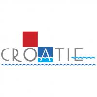 Hrvatska Croatie vector