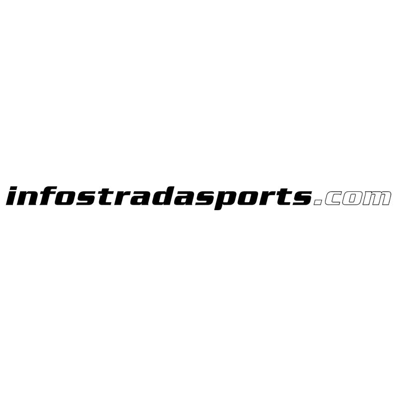 Infostradasports com vector logo
