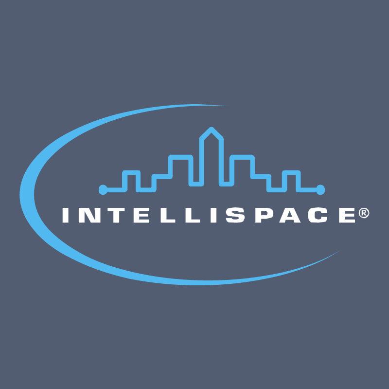 Intellispace vector logo
