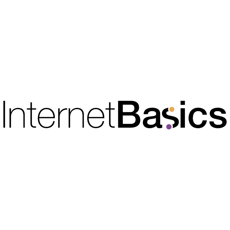 Internet Basics vector