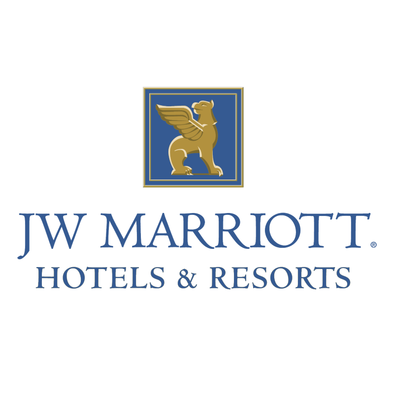 JW Marriott Hotel & Resorts vector