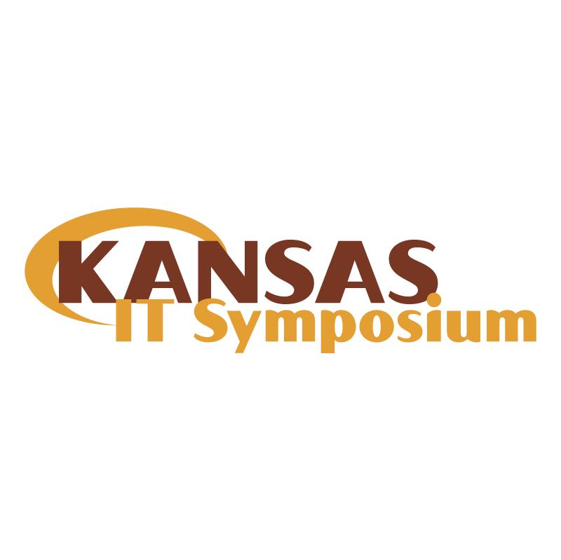 Kansas IT Symposium vector