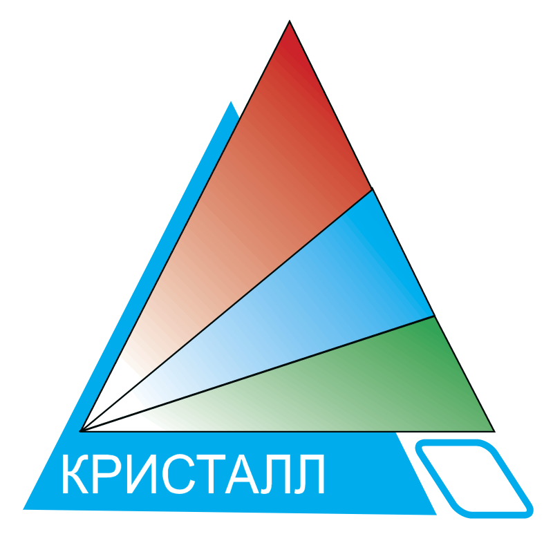 Kristall Kazahstan vector logo