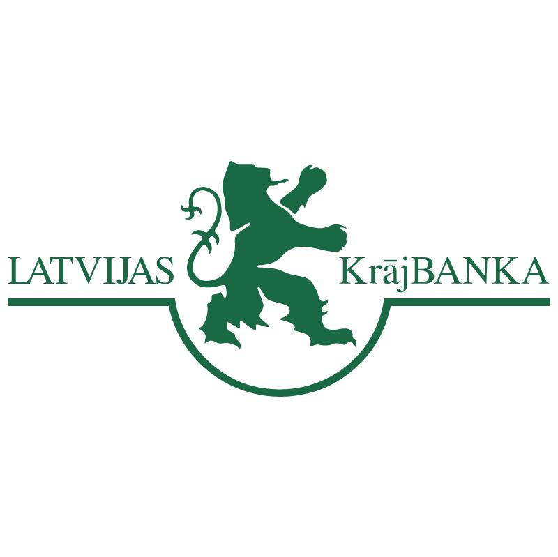 Latvijas Kraj Banka vector