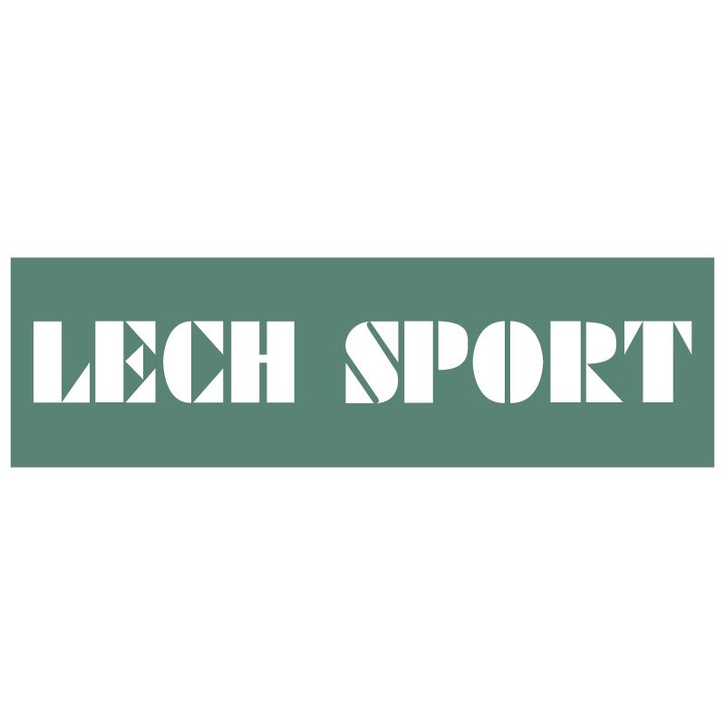 Lech Sport vector
