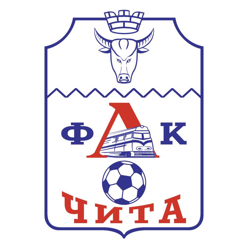 Lokomotiv Chita vector logo