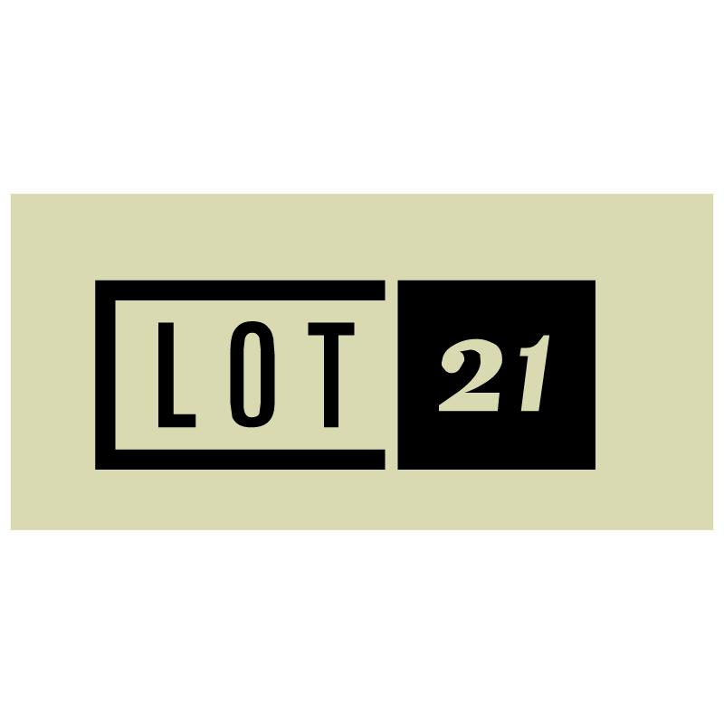 Lot 21 vector logo