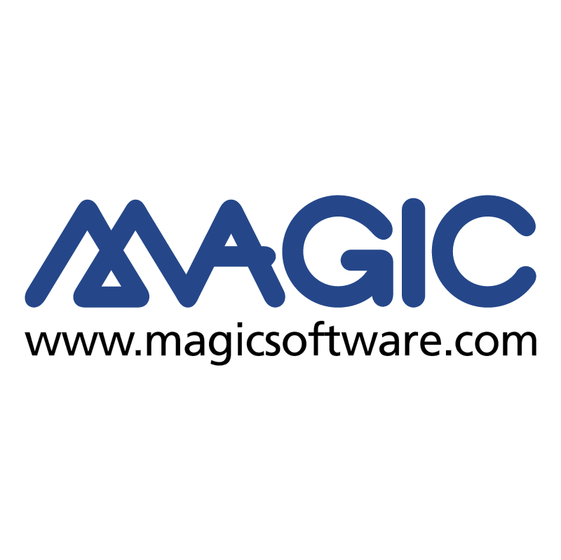 Magic vector logo