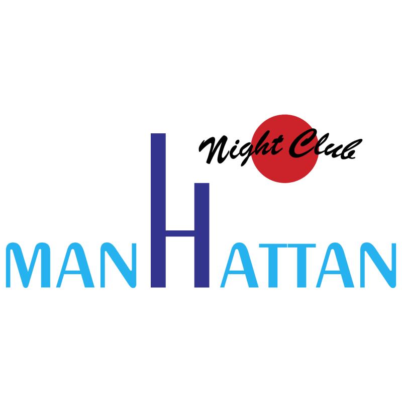 Manhattan Club vector
