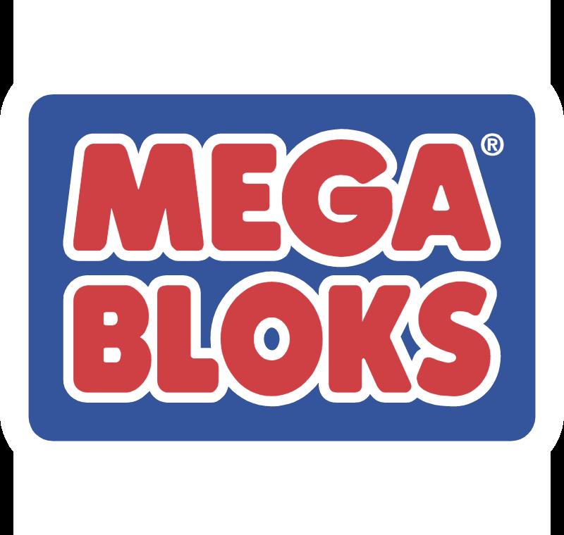 Mega Blocks vector