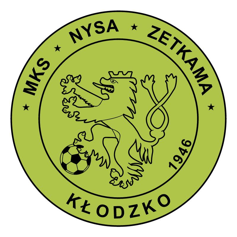 MKS Nysa Zetkama Klodzko vector