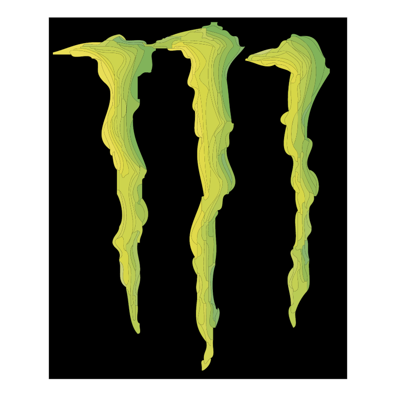 Monster Energy Beverage Co vector