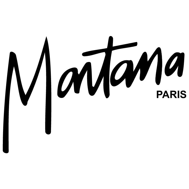 Montana Paris vector