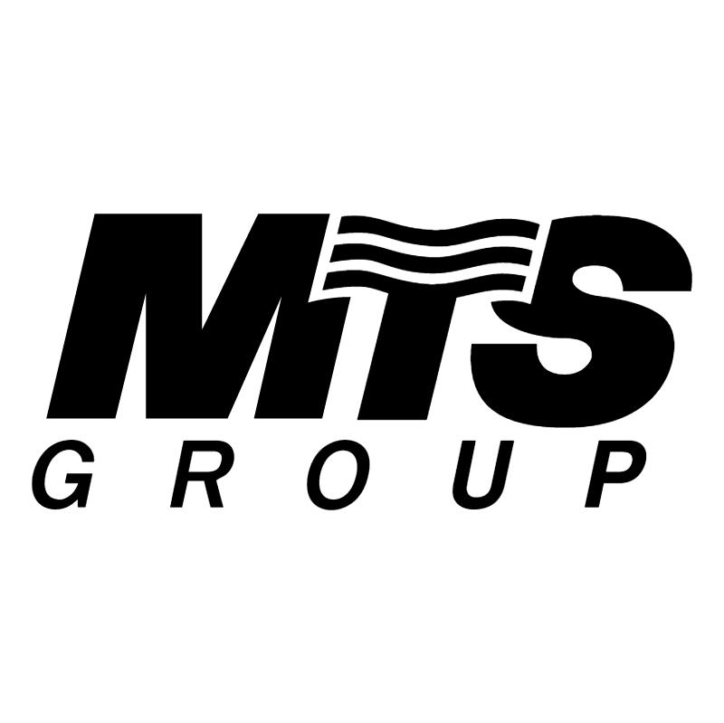 MTS Group vector logo