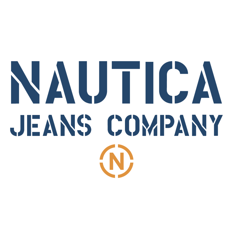 Nautica Jeans Company vector